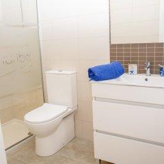 Отель Apartamentos Maribel ванная