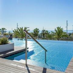 Отель Occidental Atenea Mar - Adults Only Испания, Барселона - - забронировать отель Occidental Atenea Mar - Adults Only, цены и фото номеров бассейн