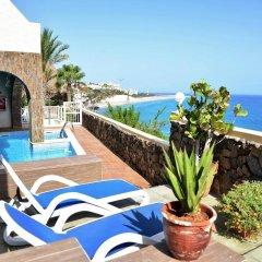 Отель Apts Atalaya De Jandia Морро Жабле бассейн фото 3