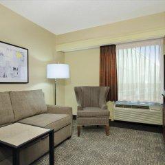 Отель Hampton Inn & Suites Columbus - Downtown комната для гостей фото 3