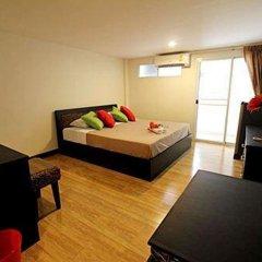 Отель Leesort At Onnuch Бангкок комната для гостей