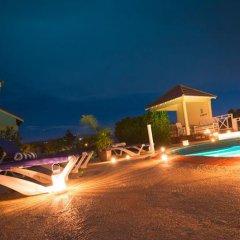 Отель Emerson Paradise Villas Ямайка, Монастырь - отзывы, цены и фото номеров - забронировать отель Emerson Paradise Villas онлайн бассейн фото 3