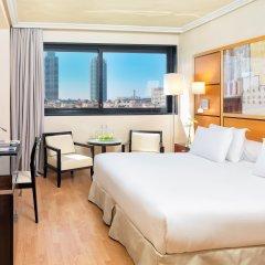 Отель H10 Marina Barcelona 4* Стандартный номер с различными типами кроватей фото 2