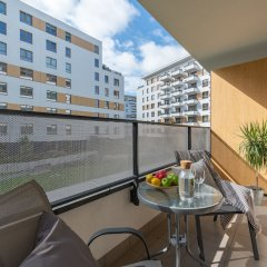 Отель P&O Apartments Cybernetyki 10 Польша, Варшава - отзывы, цены и фото номеров - забронировать отель P&O Apartments Cybernetyki 10 онлайн фото 7
