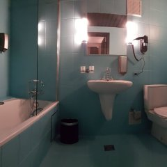 Hotel Chantecler Брюссель ванная