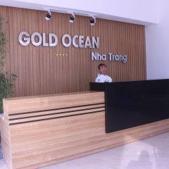 Отель Gold Oceanus Нячанг интерьер отеля фото 2
