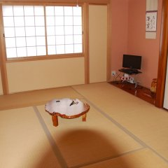 Отель Yakushima Pension Ichigoichie Япония, Якусима - отзывы, цены и фото номеров - забронировать отель Yakushima Pension Ichigoichie онлайн комната для гостей фото 5