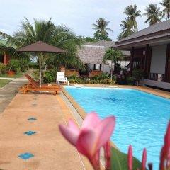 Отель Khum Laanta Resort Ланта бассейн