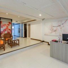 Отель Best Western Premier Bangtao Beach Resort & Spa интерьер отеля