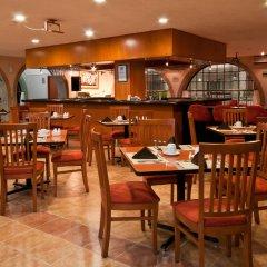 Hotel Malibu Гвадалахара питание