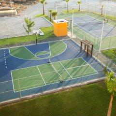 Отель Hacienda Encantada Resort & Residences спортивное сооружение