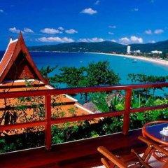 Отель Marina Phuket Resort балкон