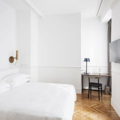 Отель Senato Hotel Milano Италия, Милан - 1 отзыв об отеле, цены и фото номеров - забронировать отель Senato Hotel Milano онлайн комната для гостей фото 3