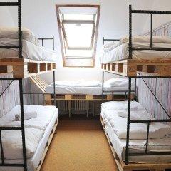 Отель Free Zone-Hostel Praha Чехия, Прага - отзывы, цены и фото номеров - забронировать отель Free Zone-Hostel Praha онлайн комната для гостей
