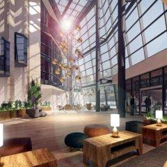 Гостиница Parklane Resort and Spa интерьер отеля