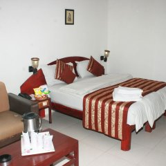 Отель South Indian Hotel Индия, Нью-Дели - отзывы, цены и фото номеров - забронировать отель South Indian Hotel онлайн комната для гостей фото 3