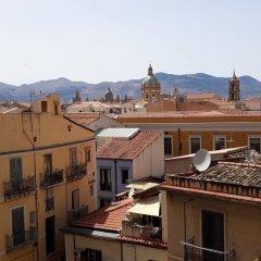 Отель 5 cupole Palermo балкон