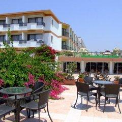 Avlida Hotel бассейн фото 4
