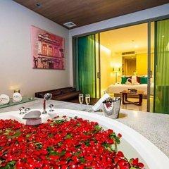Отель The Kee Resort & Spa 4* Стандартный номер с различными типами кроватей фото 15