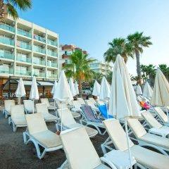 Sol Beach Hotel Турция, Мармарис - отзывы, цены и фото номеров - забронировать отель Sol Beach Hotel - All Inclusive - Adults Only онлайн бассейн фото 3