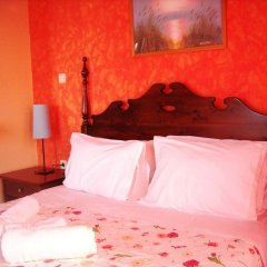 Отель Marabou Греция, Пефкохори - отзывы, цены и фото номеров - забронировать отель Marabou онлайн комната для гостей фото 2