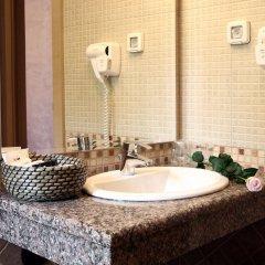Отель Euro Garni Hotel Сербия, Белград - отзывы, цены и фото номеров - забронировать отель Euro Garni Hotel онлайн ванная фото 2