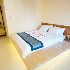 Отель Sapphire Hotel Hue Вьетнам, Хюэ - отзывы, цены и фото номеров - забронировать отель Sapphire Hotel Hue онлайн комната для гостей фото 5