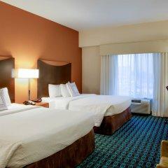 Отель Fairfield Inn And Suites By Marriott Lake City Лейк-Сити комната для гостей фото 2