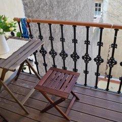 Апартаменты City Apartment Прага балкон