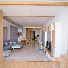 Отель SunEx Luxury Apartment Вьетнам, Вунгтау - отзывы, цены и фото номеров - забронировать отель SunEx Luxury Apartment онлайн удобства в номере фото 2