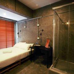 Urbanite Hostel Бангкок комната для гостей