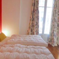 Отель Les Yuccas Promenade des Anglais комната для гостей фото 3