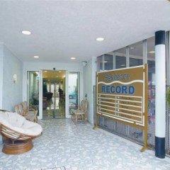 Отель Residence Record Римини спа