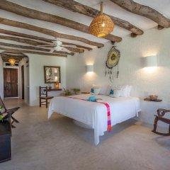 Beachfront Hotel La Palapa - Adults Only комната для гостей фото 2