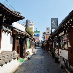 Отель Insadong Hostel Южная Корея, Сеул - 1 отзыв об отеле, цены и фото номеров - забронировать отель Insadong Hostel онлайн фото 3