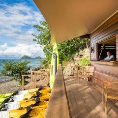 Отель Secret Bay балкон фото 4