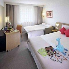 Отель Novotel Praha Wenceslas Square комната для гостей фото 3