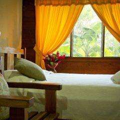 Отель Cañon de la Vieja Lodge Коста-Рика, Sardinal - отзывы, цены и фото номеров - забронировать отель Cañon de la Vieja Lodge онлайн комната для гостей фото 4