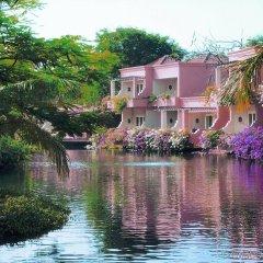 Отель The Leela Goa Индия, Гоа - 8 отзывов об отеле, цены и фото номеров - забронировать отель The Leela Goa онлайн приотельная территория