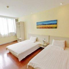 Отель Hanting Express Hotel Beijing Asian Games Village Китай, Пекин - отзывы, цены и фото номеров - забронировать отель Hanting Express Hotel Beijing Asian Games Village онлайн комната для гостей фото 5