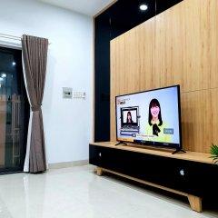 Отель Sunshine Villa Вьетнам, Нячанг - отзывы, цены и фото номеров - забронировать отель Sunshine Villa онлайн интерьер отеля