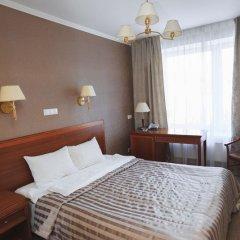 Гостиница Октябрьская 4* Стандартный номер разные типы кроватей фото 4