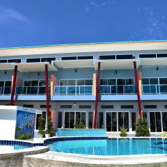 Отель Imsook Resort Таиланд, Пак-Нам-Пран - отзывы, цены и фото номеров - забронировать отель Imsook Resort онлайн бассейн