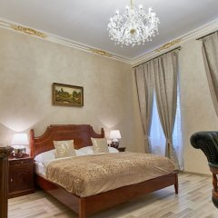 Апартаменты Presidential Apartment In The Old Town Square комната для гостей