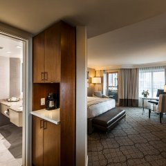 Отель Grand Pacific Канада, Виктория - отзывы, цены и фото номеров - забронировать отель Grand Pacific онлайн комната для гостей фото 5
