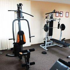 Гостиница Авиатор фитнесс-зал фото 2