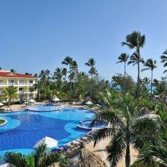 Отель Luxury Bahia Principe Esmeralda - All Inclusive бассейн