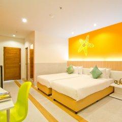 Grand Bella Hotel комната для гостей