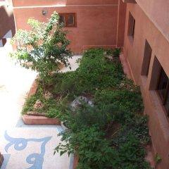 Отель Riad Dar Al Aafia Марокко, Уарзазат - отзывы, цены и фото номеров - забронировать отель Riad Dar Al Aafia онлайн балкон