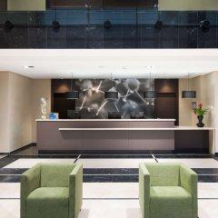 Отель NH Ribera del Manzanares интерьер отеля